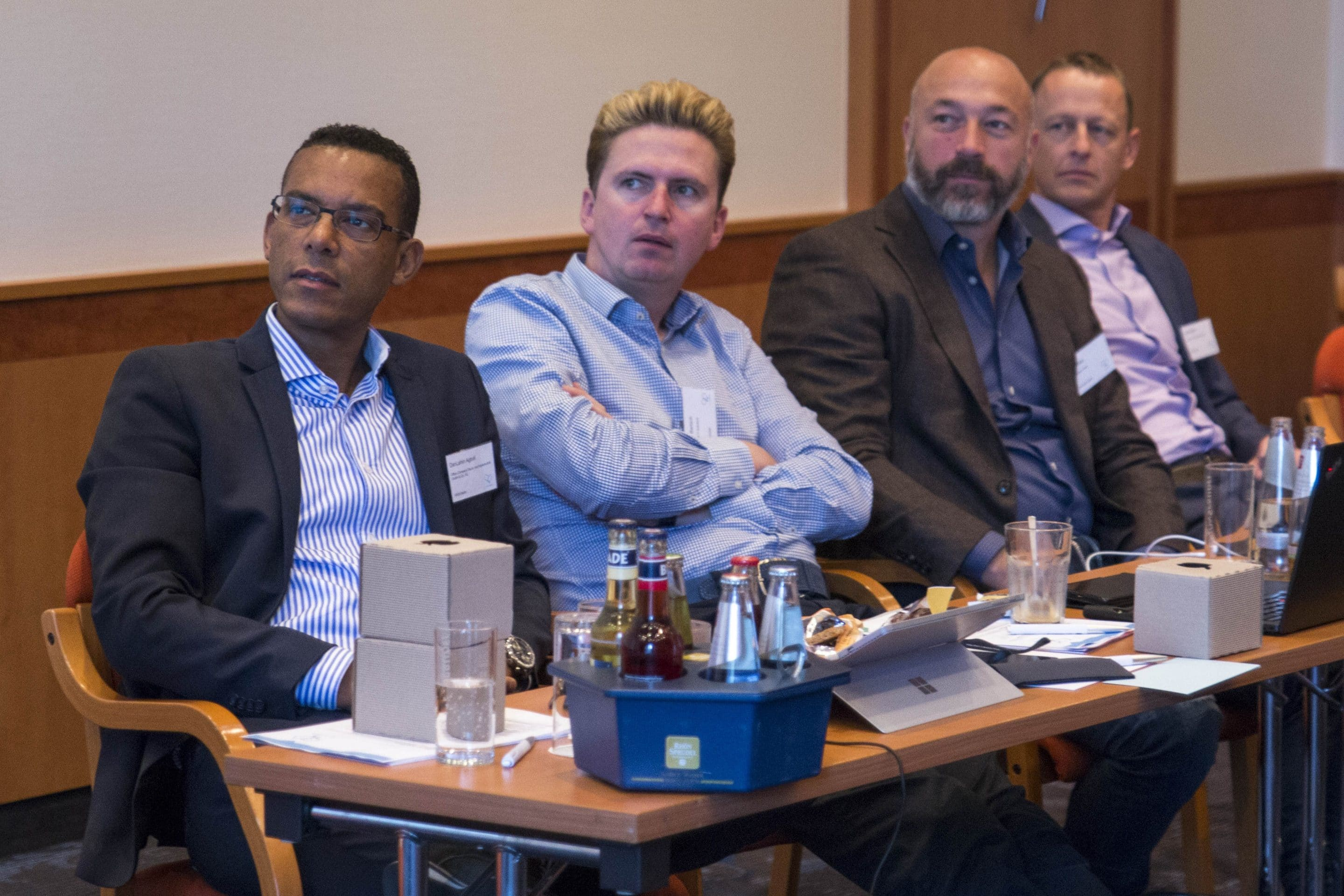 ITLeague Managementsummit 2017 - Vortrag