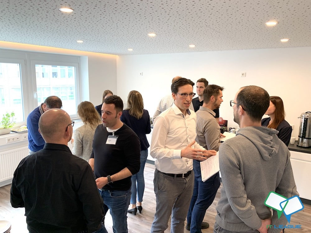 Pitch Workshop ITleague Siegen Lernkreis