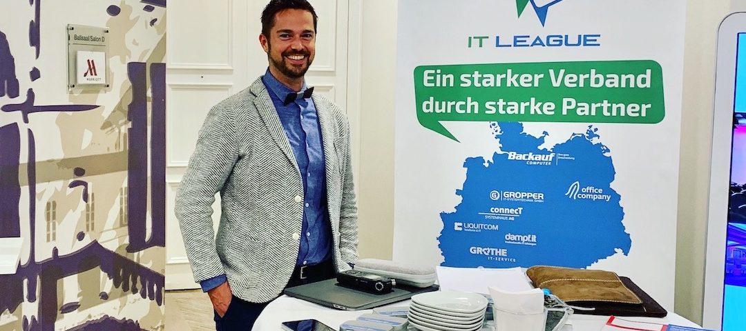 Channel meets Cloud 2019 Ingo Lücker