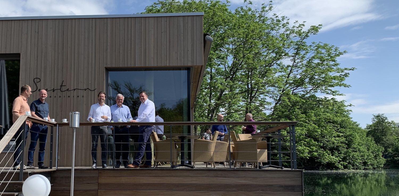 centron SERVICEBOARD Days 2019 Lago Hotel in Ulm
