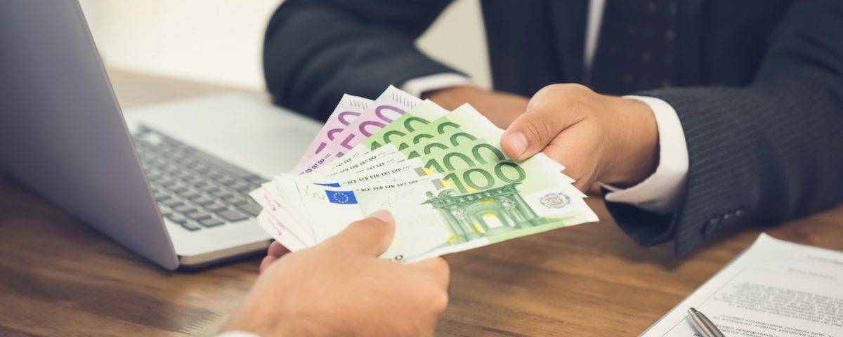 1500 Euro Corona Sofortprämie - steuerfrei
